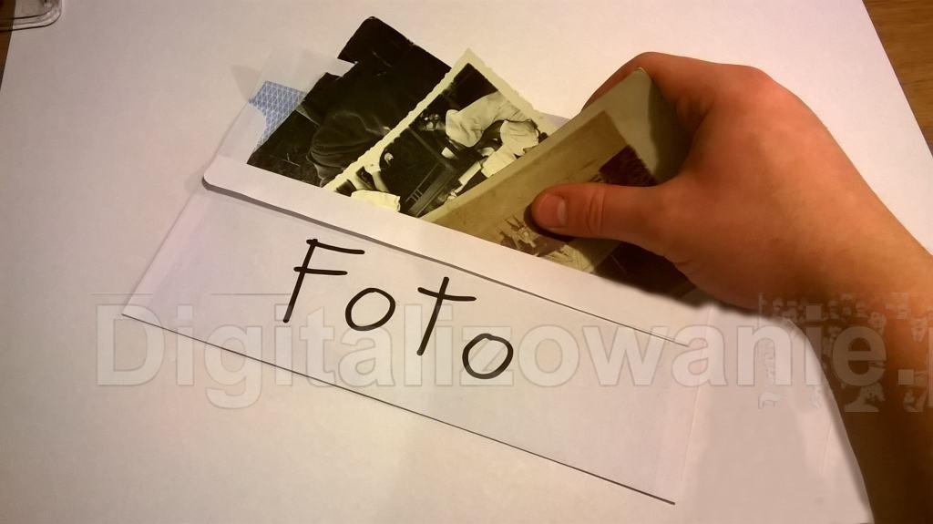 Skanowanie zdjęć cennik