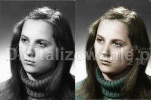 kolorowanie zdjęć