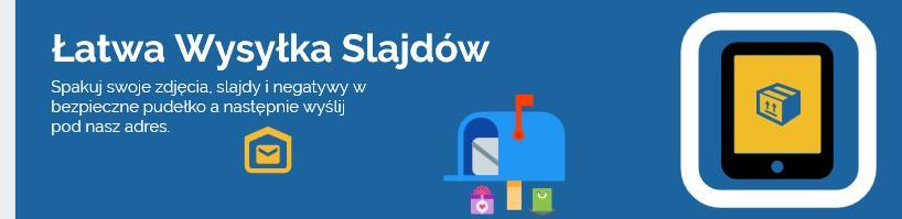Digitalizacja slajdów Maków Podhalański