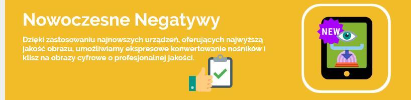 Jak skanować negatywy Białystok