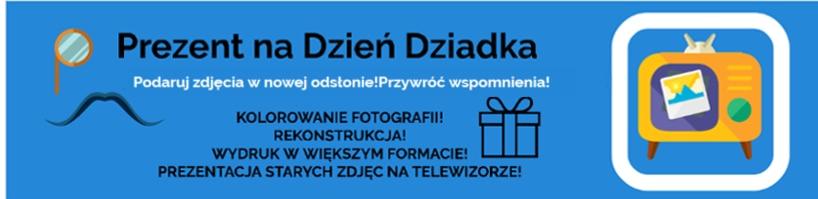 Pomysł na prezent dla Dziadka Piotrków Kujawski