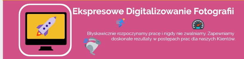 Rekonstrukcja zdjęć Warszawa