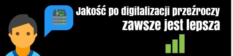Skanowanie przeźroczy Starachowice