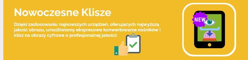 Skanowanie zdjęć z kliszy Białystok