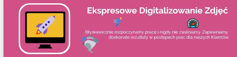 wywoływanie negatywów Pieńsk