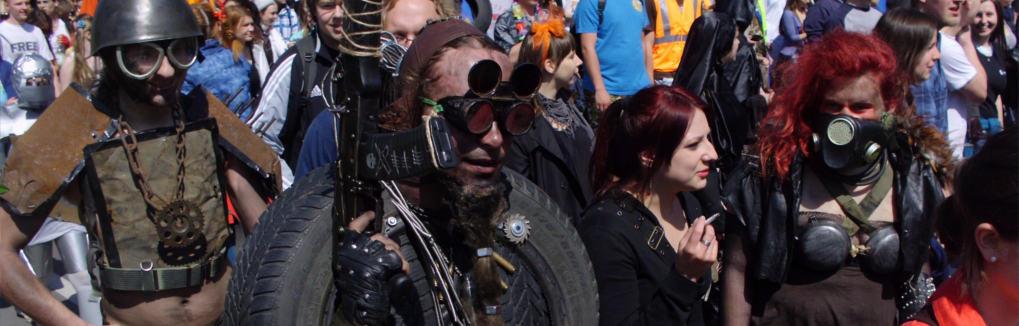 Zniszczone fotografie Katowice