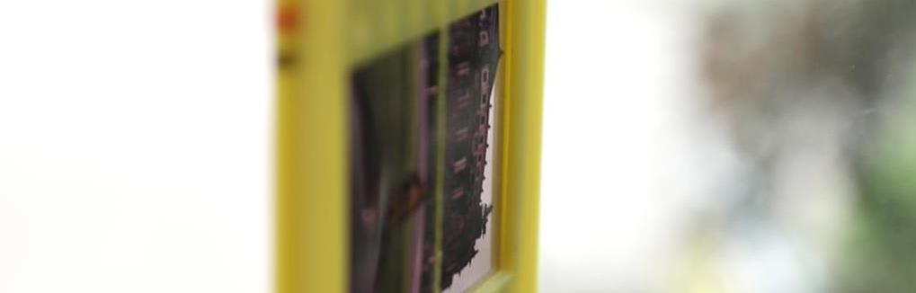 zniszczone zdjęcia Włodawa